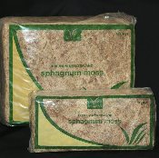 Premium New Zealand Sphagnum Moss